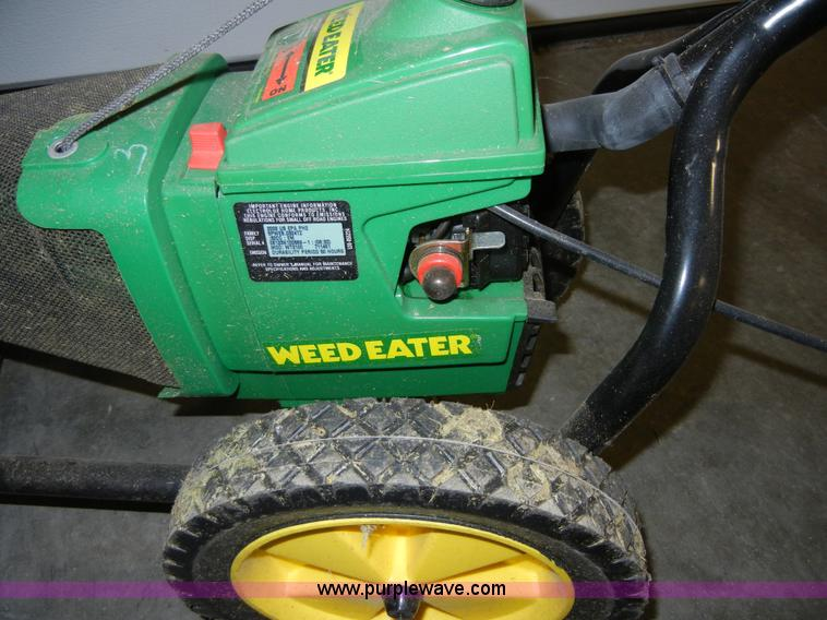weed eater wt3100 manual