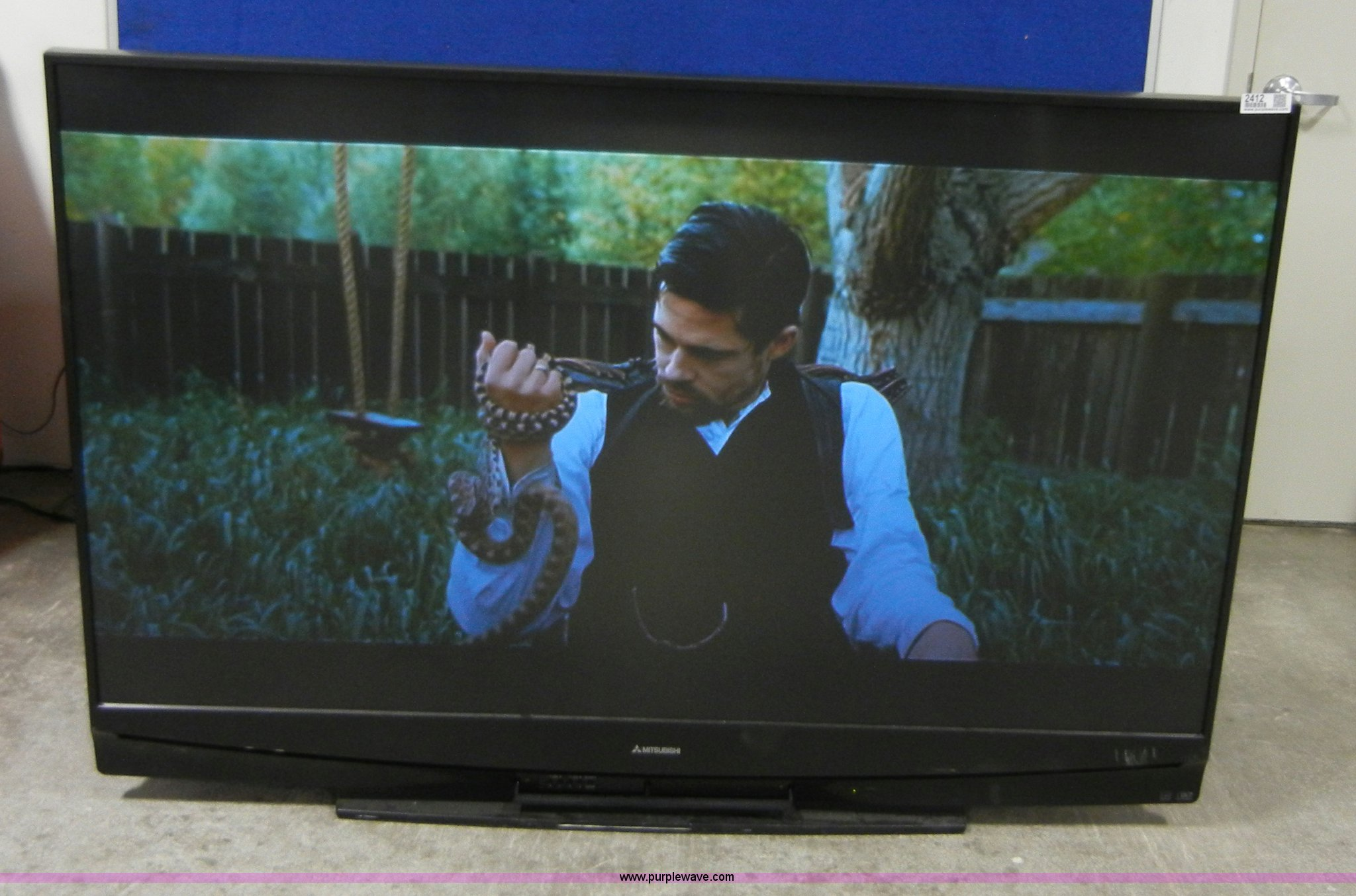 your view com projection electronic mitsubishi warehouse tv wd