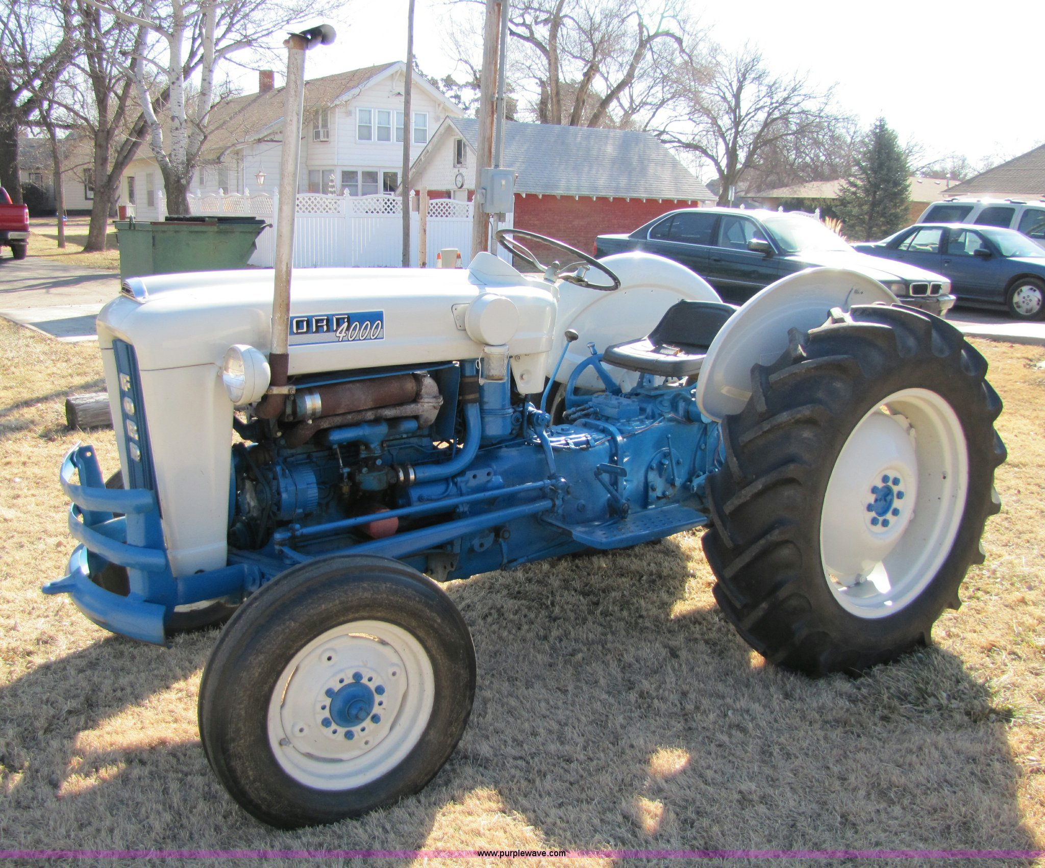 Ford Tractor Sayings : Ford tractor item sold march ag