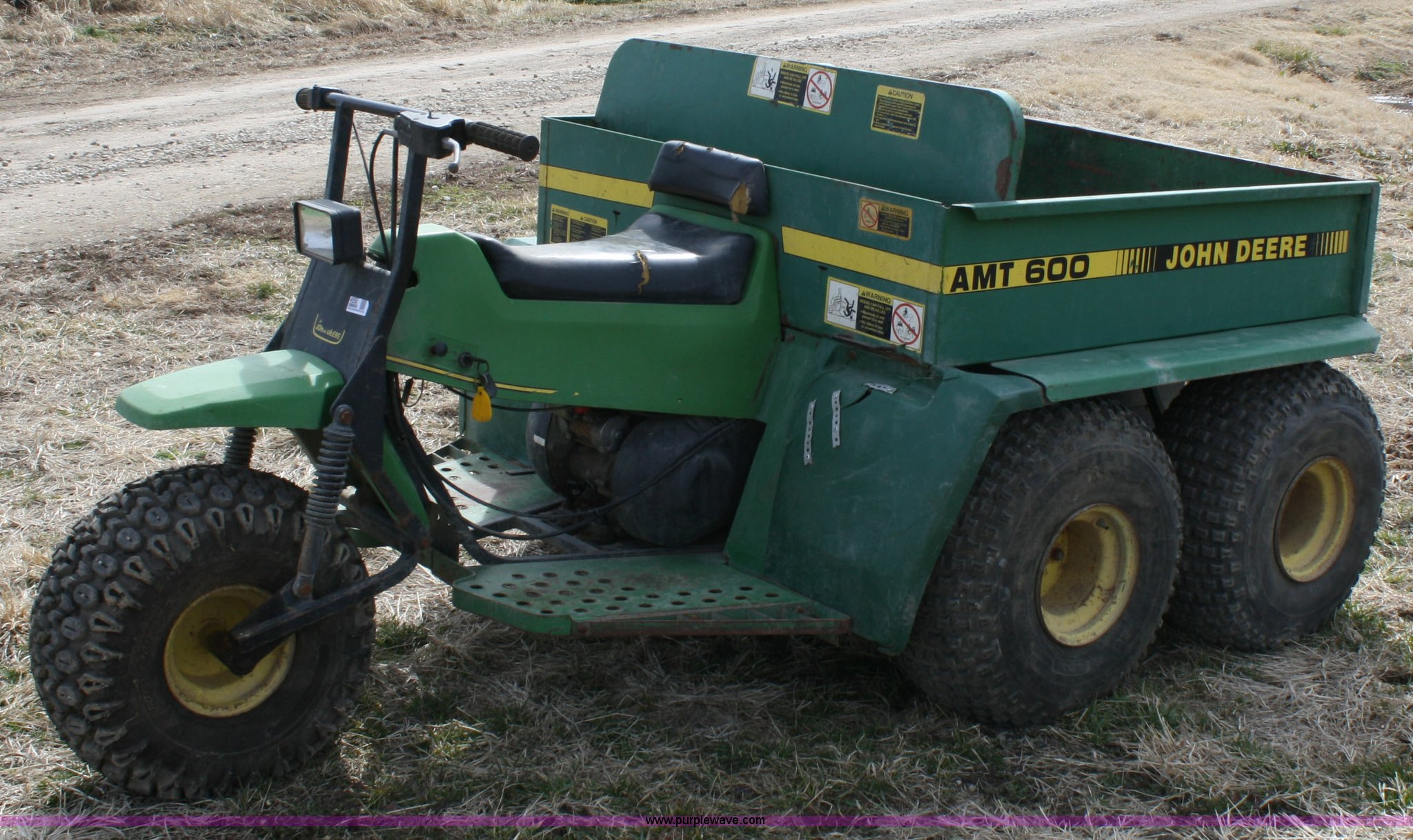 John Deere Gator Amt 600 Brake Parts Best 2017 Wiring Diagram Hpx Schematic Explained Diagrams Rh Dmdelectro Co New Wood Hauler Just Picked Up An Old 5 Wheel