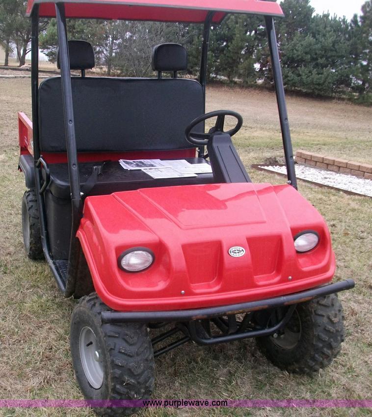 Honda 340cc Chuck Wagon