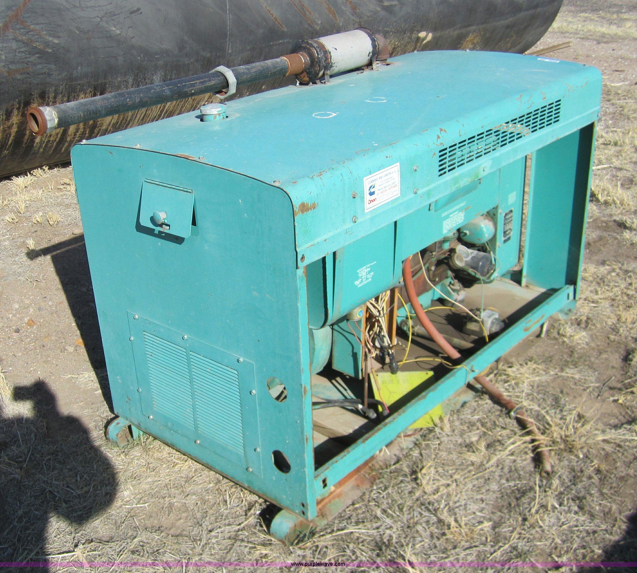 an natural gas generator Item 3035