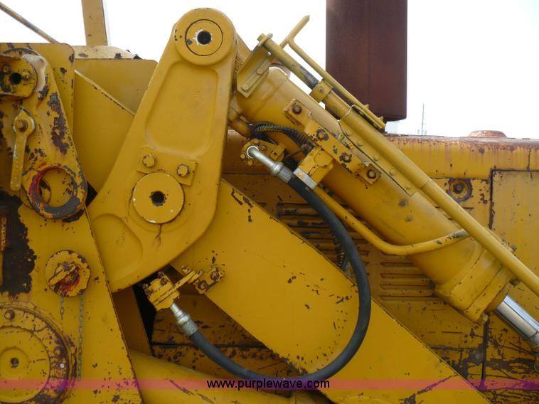1970 Caterpillar 955K track loader   Item 5999   SOLD! April