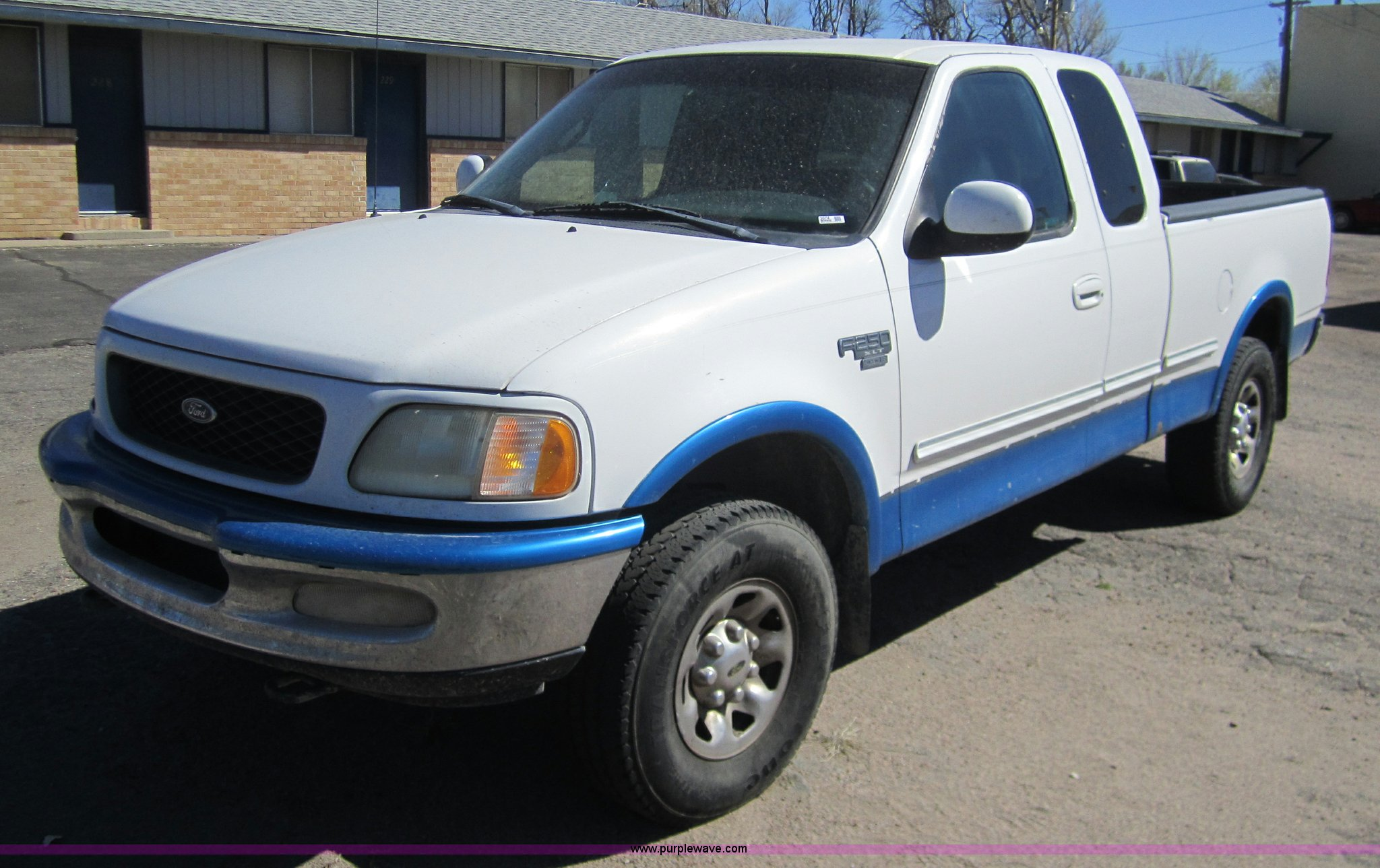 3074 image for item 3074 1998 ford f250