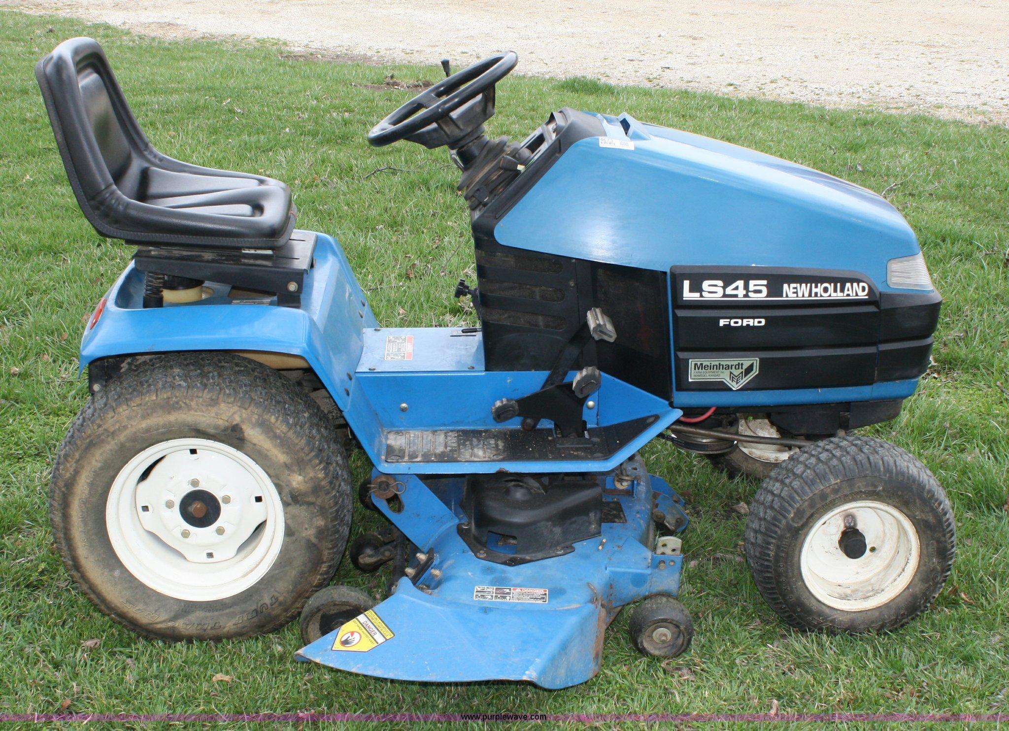 Deutz Allis Lawn Tractor Deck Diagram Wire Data Schema Agco Wiring New Holland Ls45 Dealers Mower