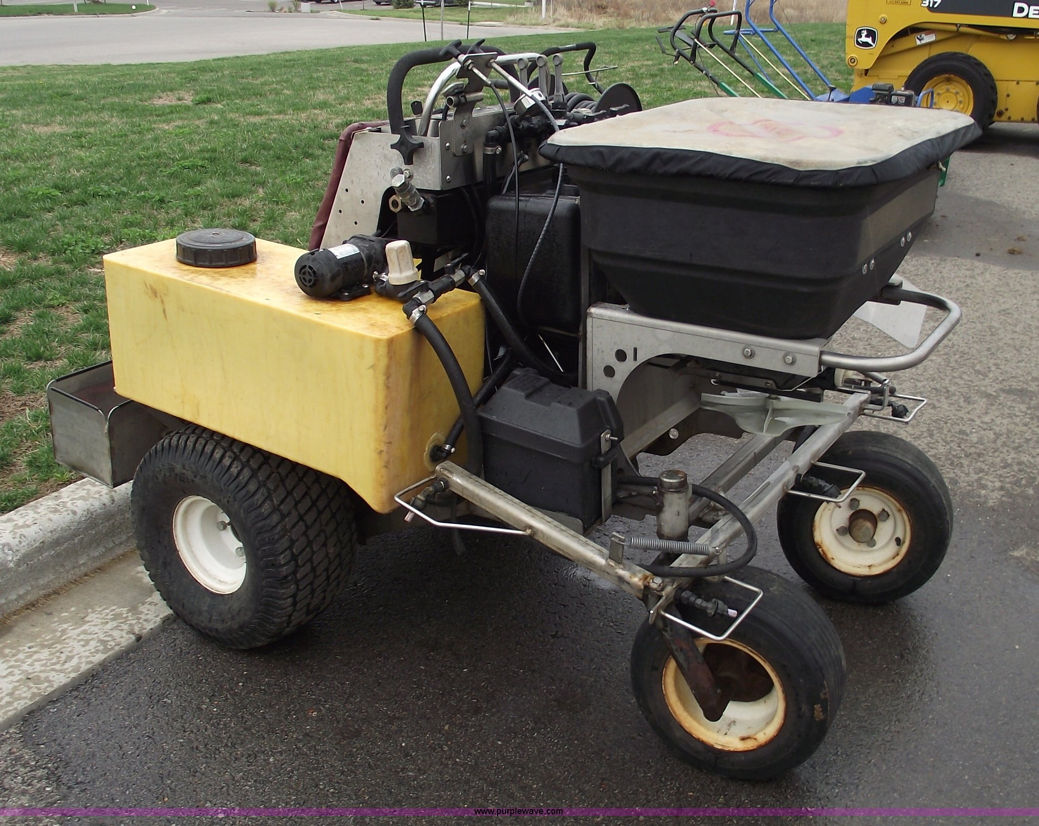 z spray spreader for sale