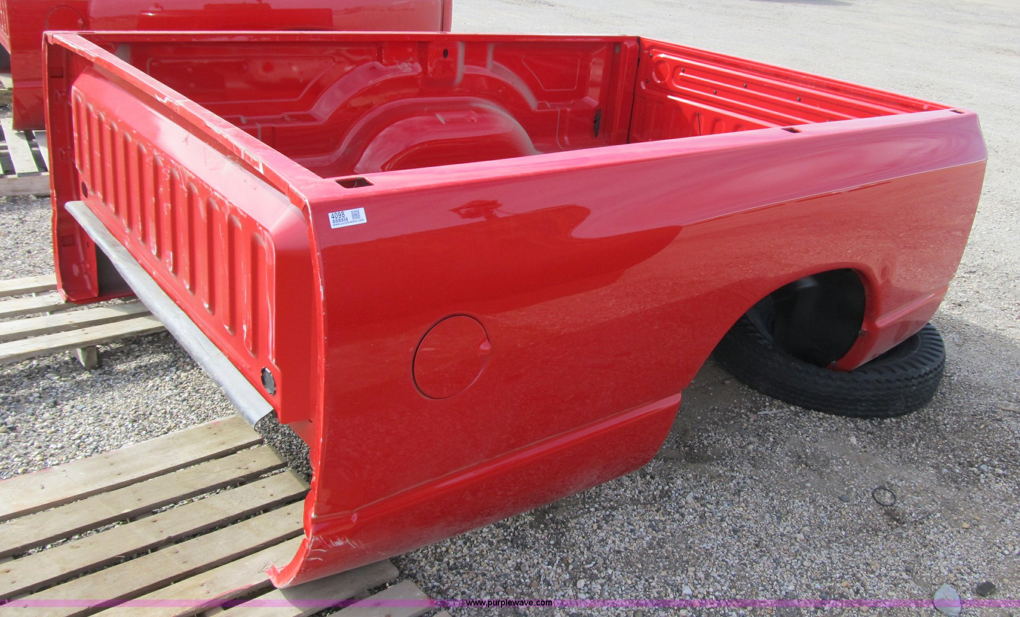 Dodge Ram Truck Bed For Sale >> 2006 Dodge Ram 3 4 Ton Pickup Truck Bed Item 4098 Sold