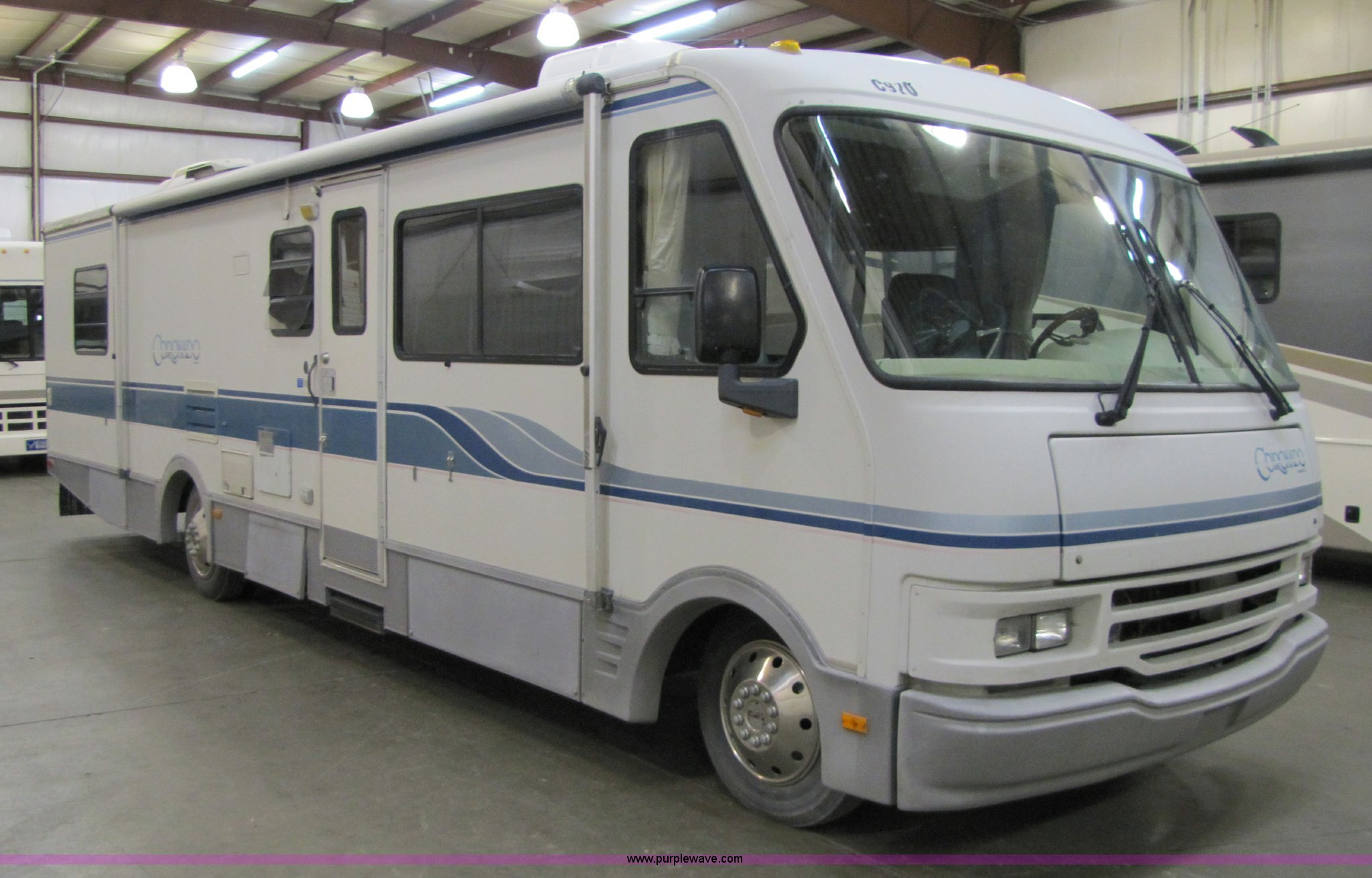 1992 Coronado Motorhome Wiring Diagram Electrical Diagrams Fleelwood Chevrolet P30 Fleetwood Rv Motor Home Item 8