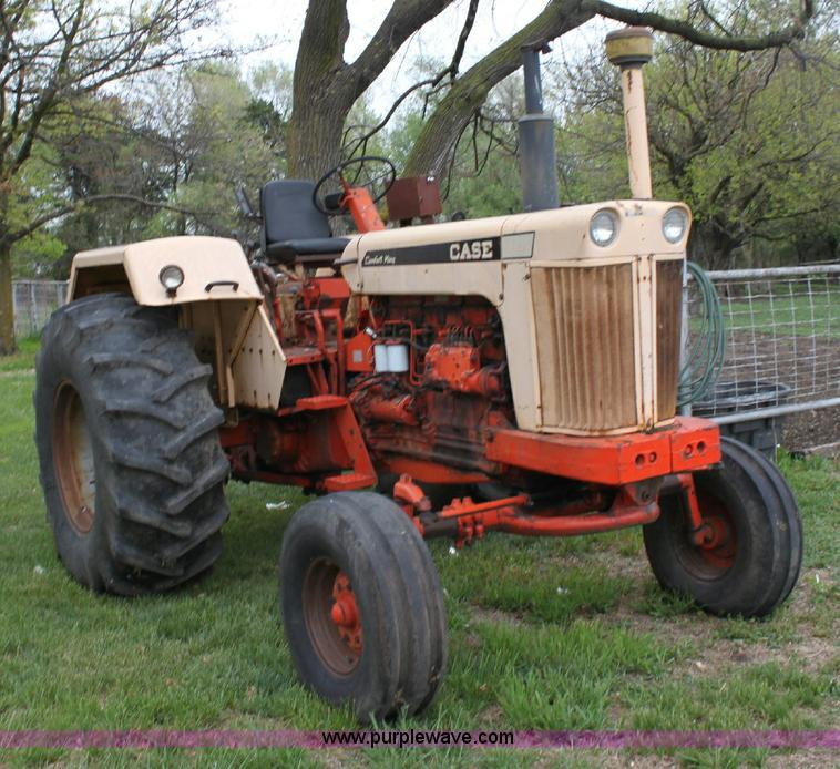 Case Comfort King : Case comfort king tractor item sold may