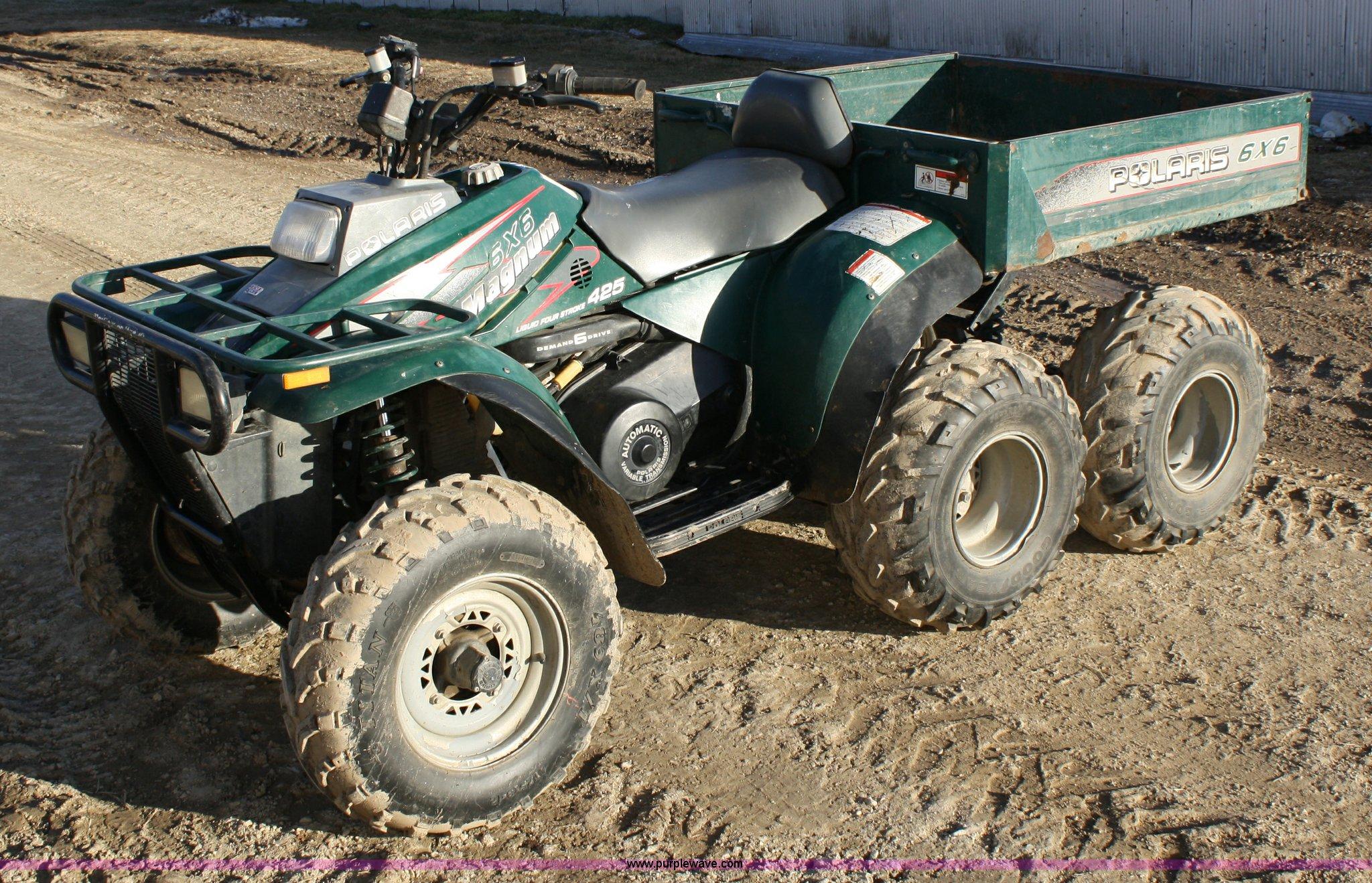 4915 image for item 4915 Polaris Magnum 6x6 ATV