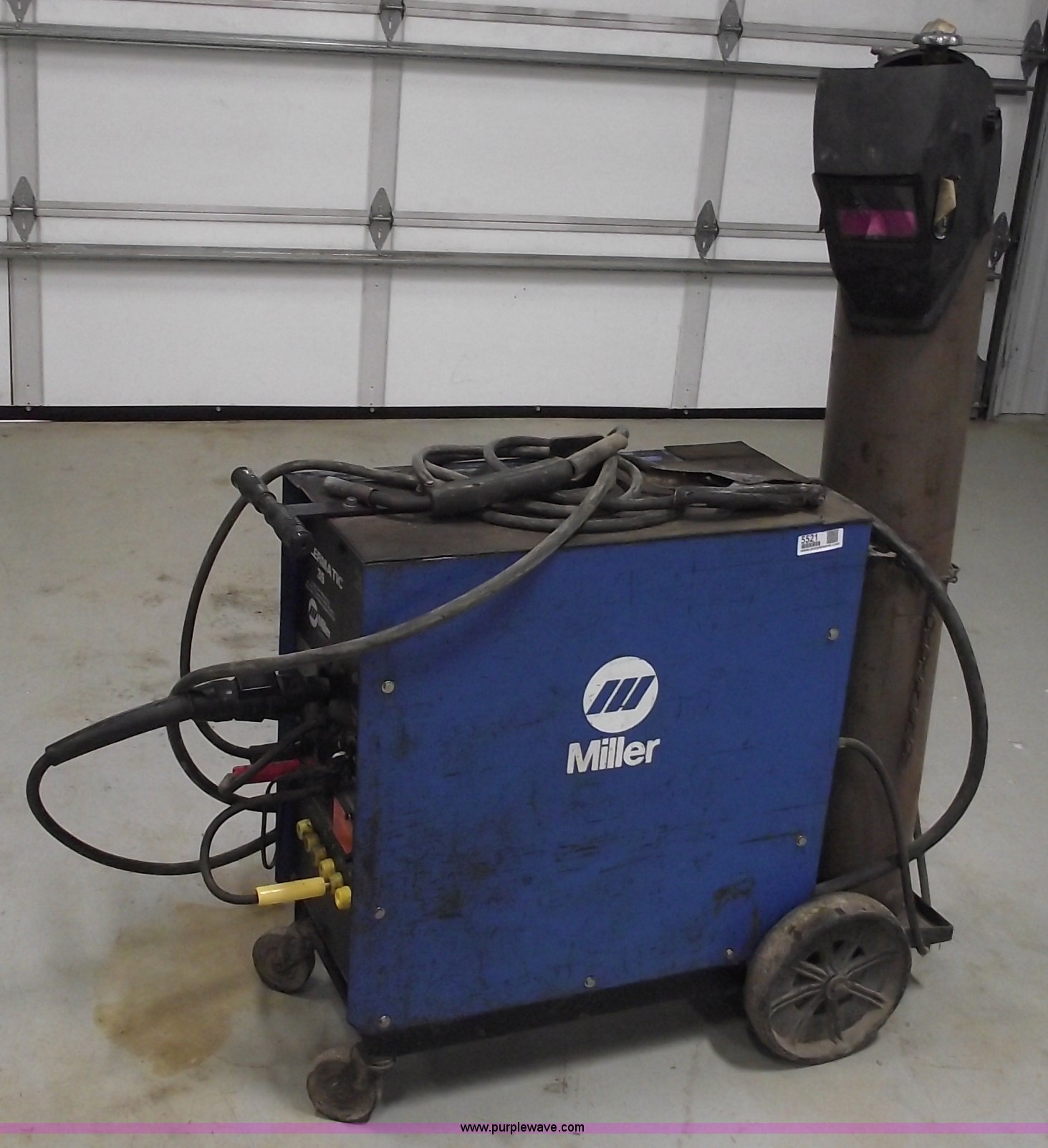Miller millermatic 35 mig welder item 5521 sold june - Webaccess leroymerlin fr ...