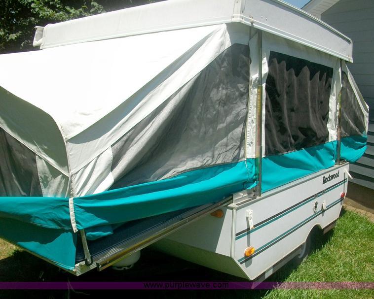 1997 Rockwood 1640 Freedom Pop Up Camper Item A1012 7