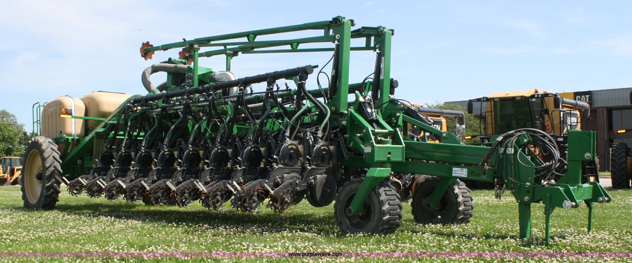 Great Plains Yield Pro 1625a Twin Row Planter Item A2029