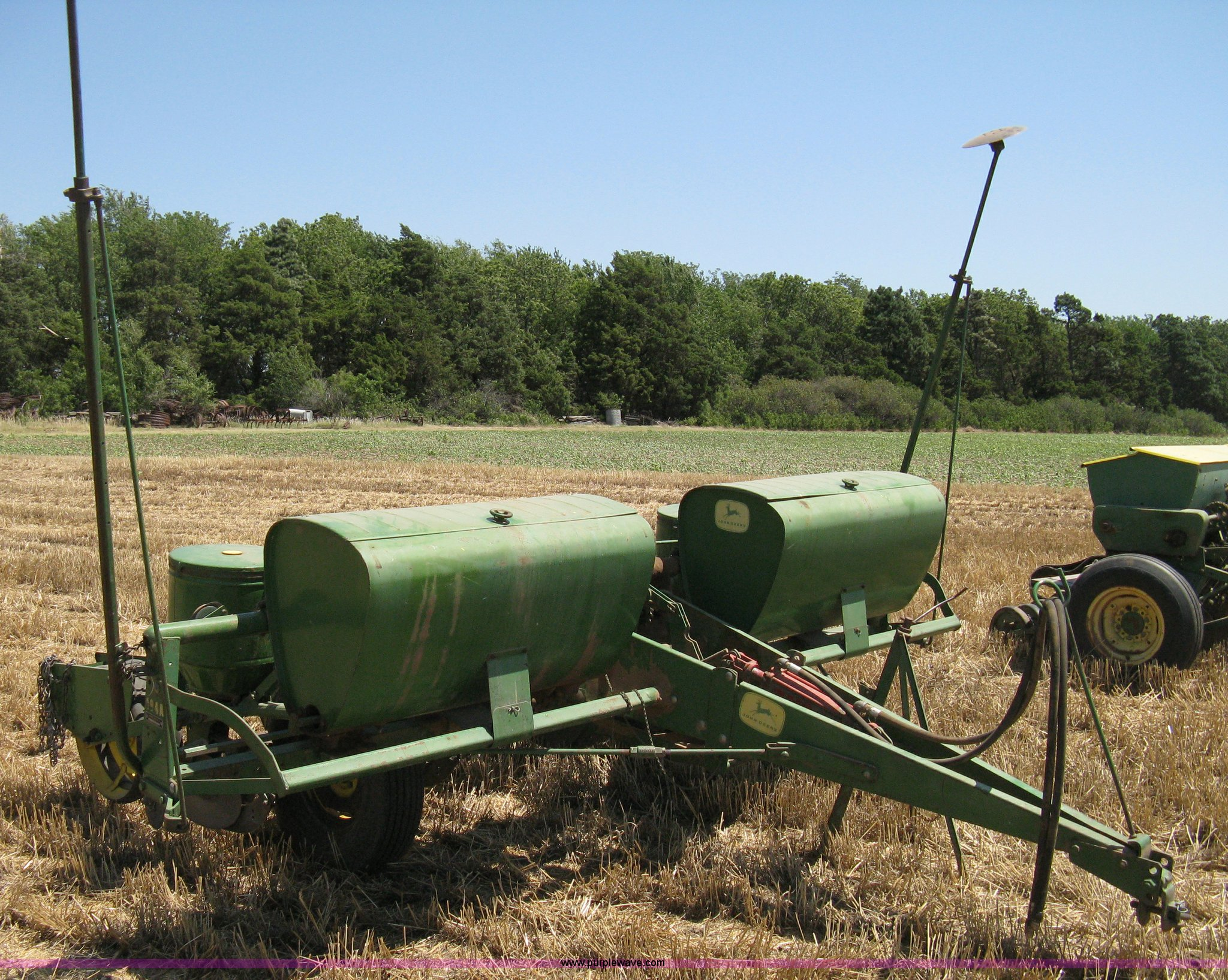 John Deere 494a Four Row Planter Item A9461 Sold July 2