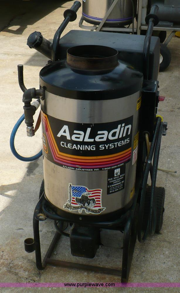 Aaladin 1321 cleaning systems pressure/steam washer | Item 5... on