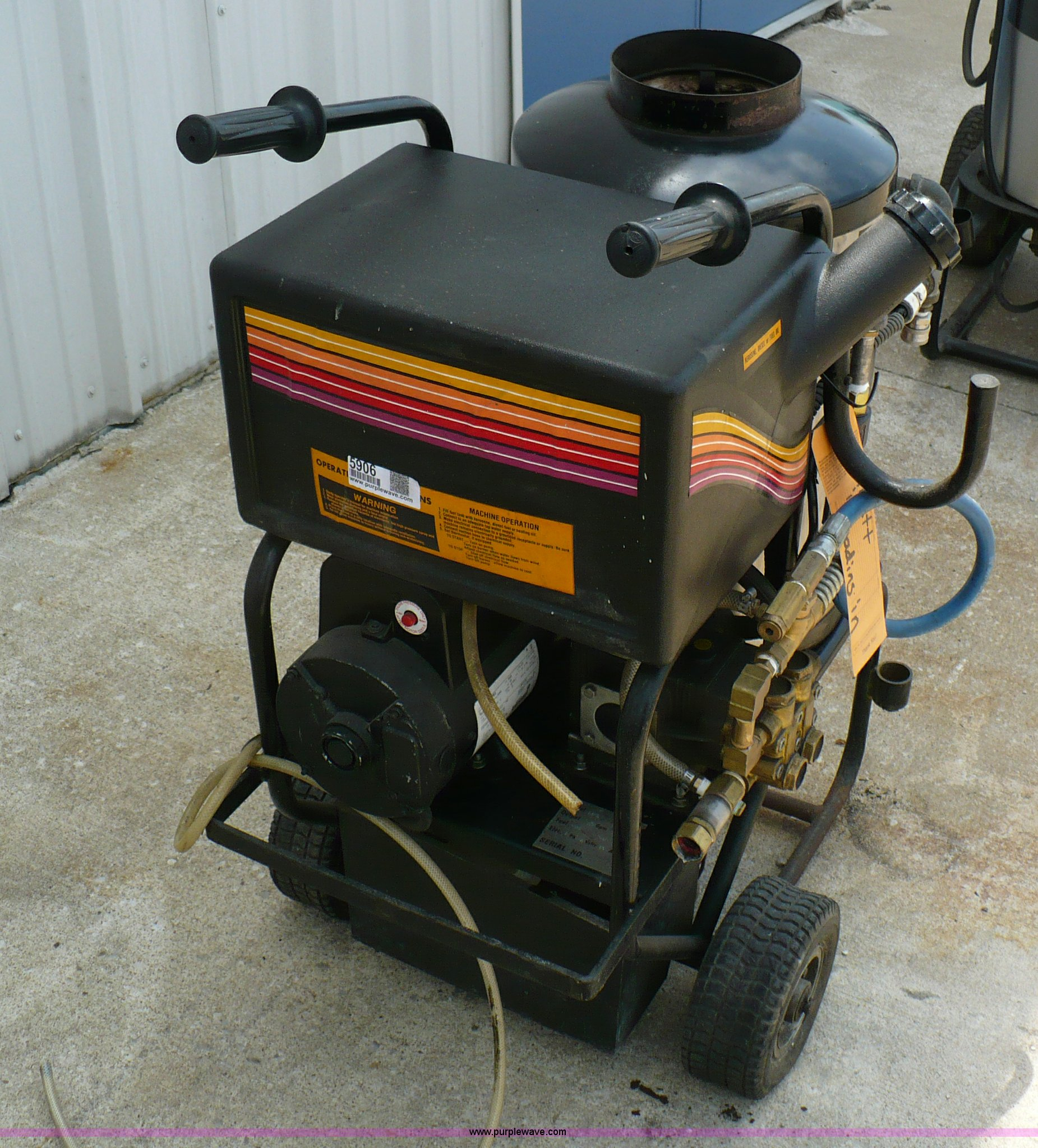 5906C aaladin 1321 cleaning systems pressure steam washer item 5 aaladin pressure washer wiring diagram at alyssarenee.co