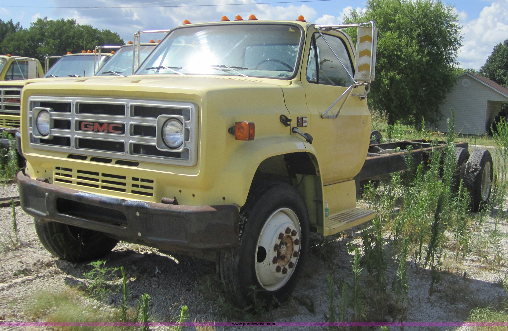 1987 gmc 7000 parts