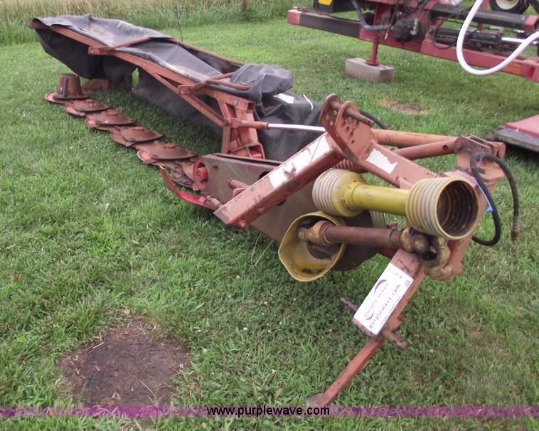 fella sm240 8 disk mower item a4175 sold july 27 south rh purplewave com