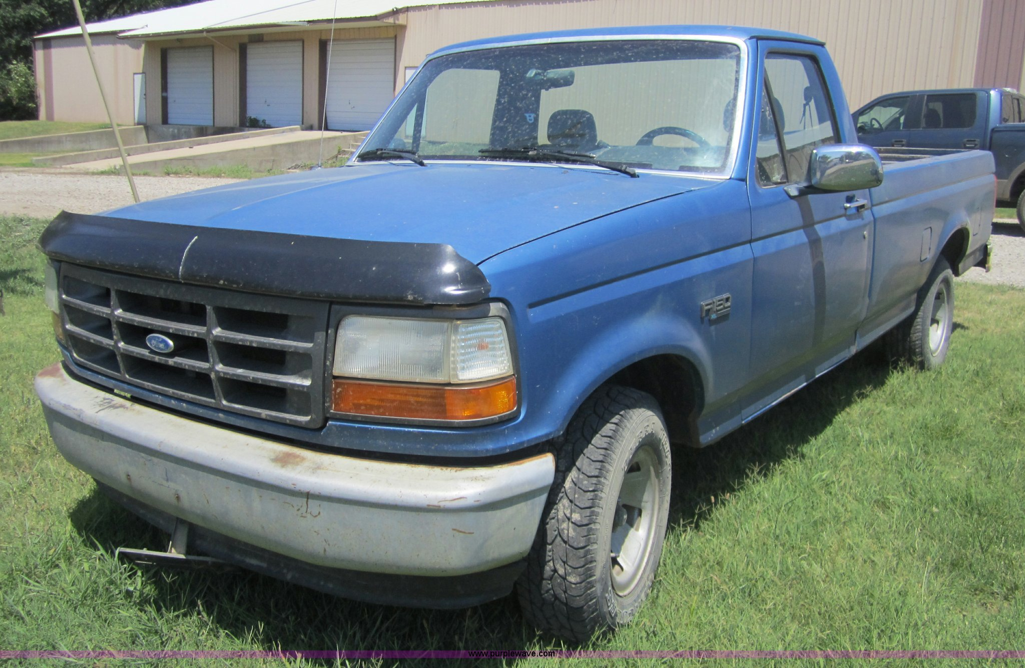 A4760 image for item a4760 1993 ford f150