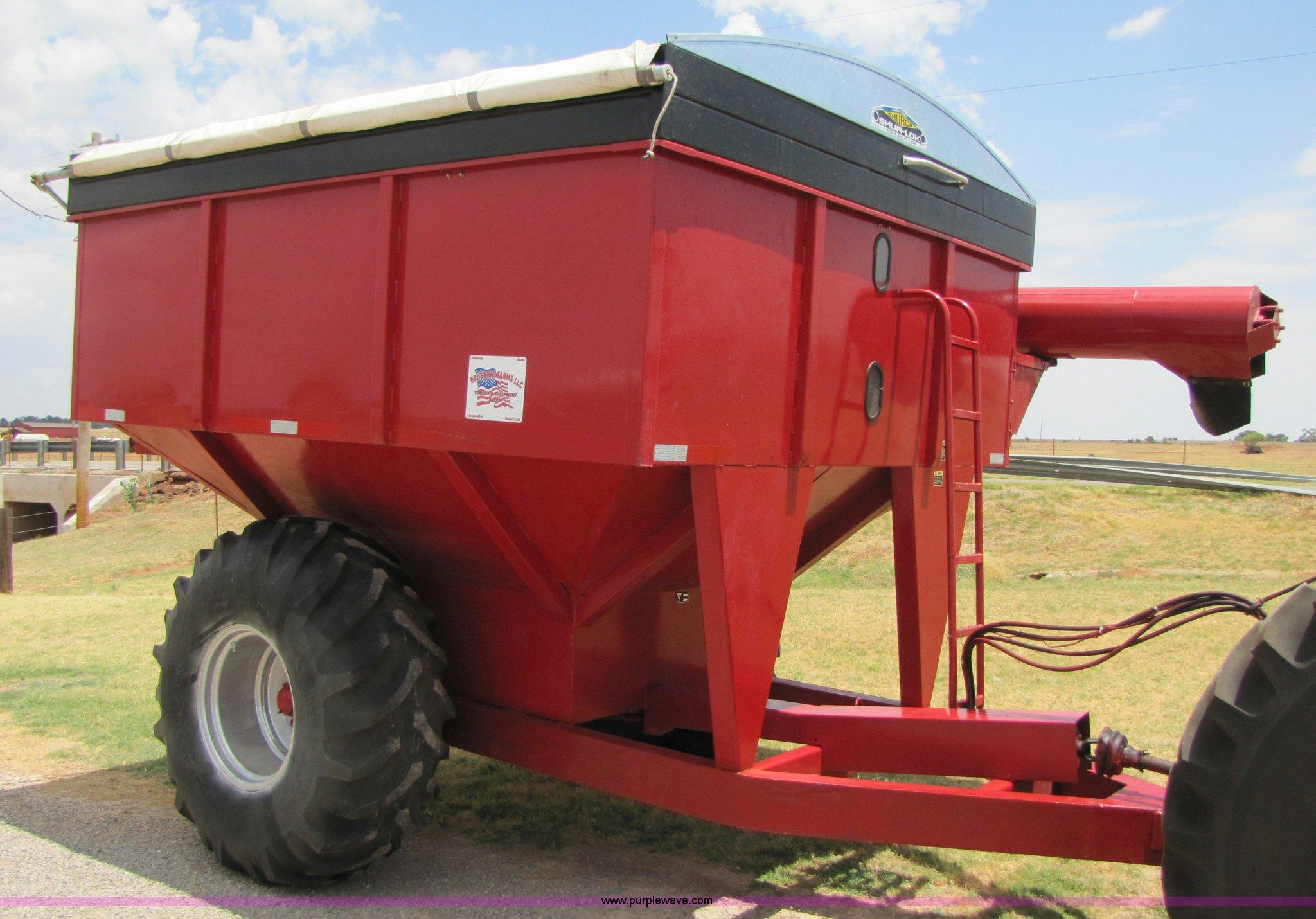 A4673 image for item A4673 United Farm Tools 500 grain cart