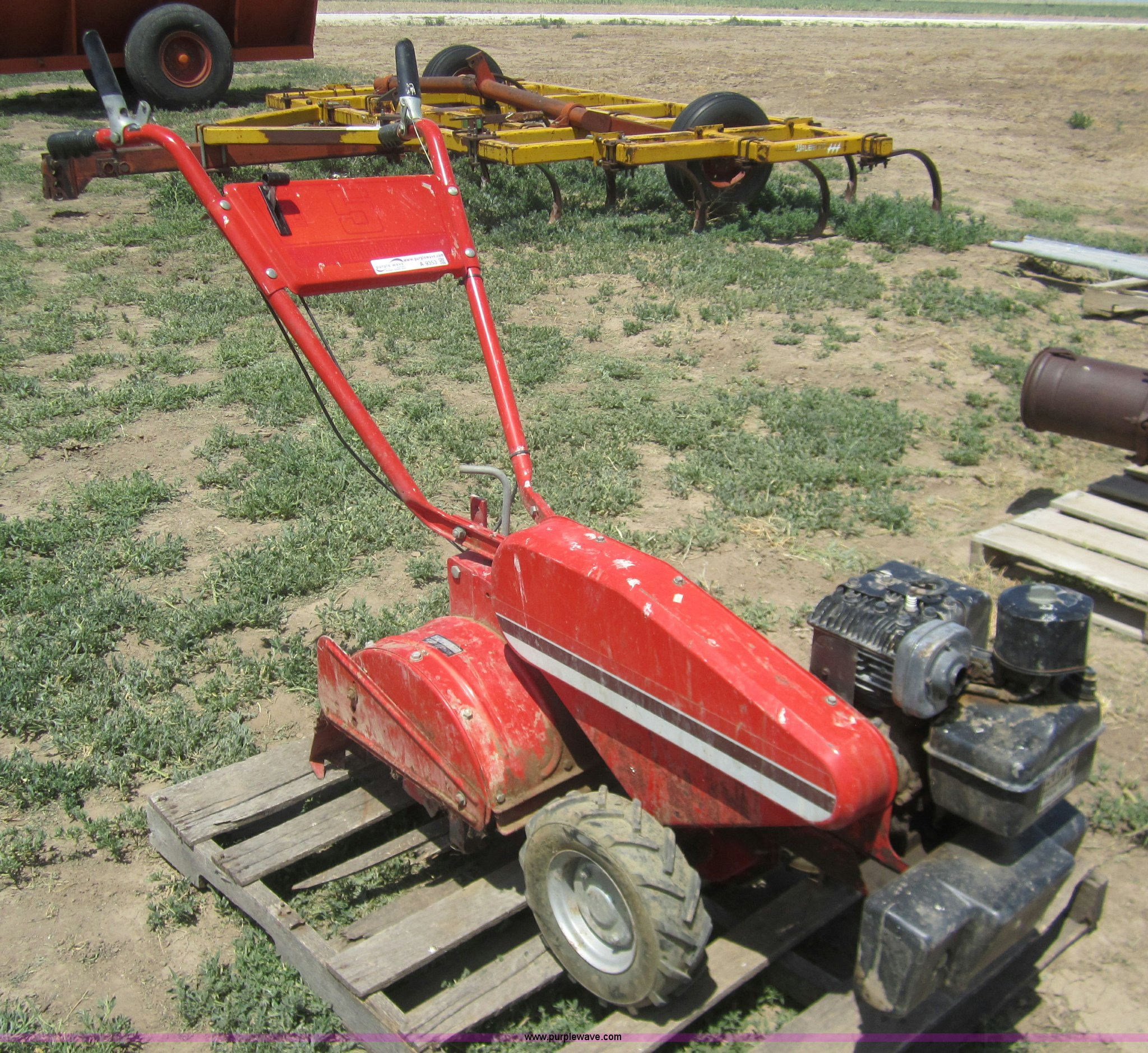sale size in new wizard tine tiller window sold for front full auction item wednesd garden