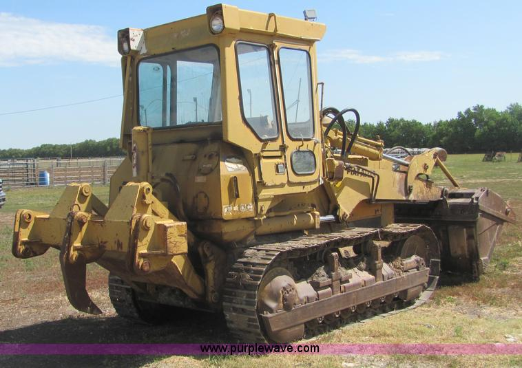 fiat allis fl10c track loader in walton ks item a3665 sold purple wave fiat allis fl10c track loader in walton