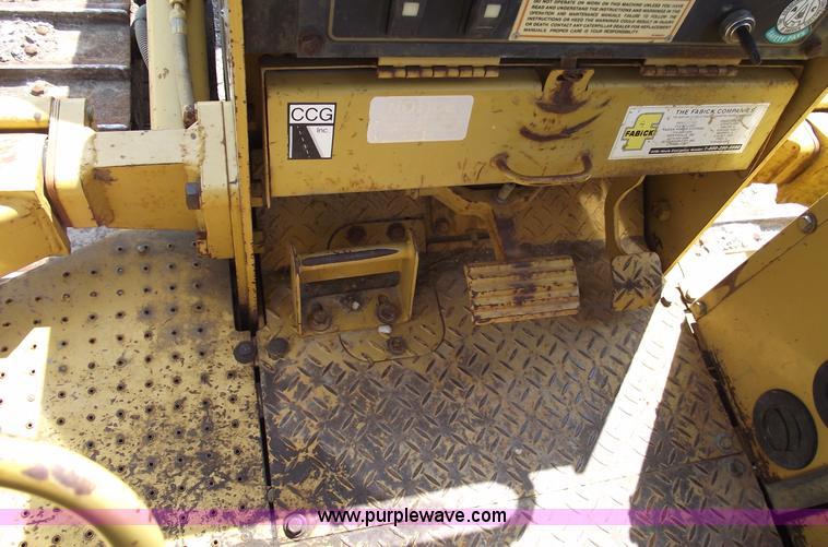 1999 Caterpillar D5C XL Series III dozer | Item A4037 | SOLD