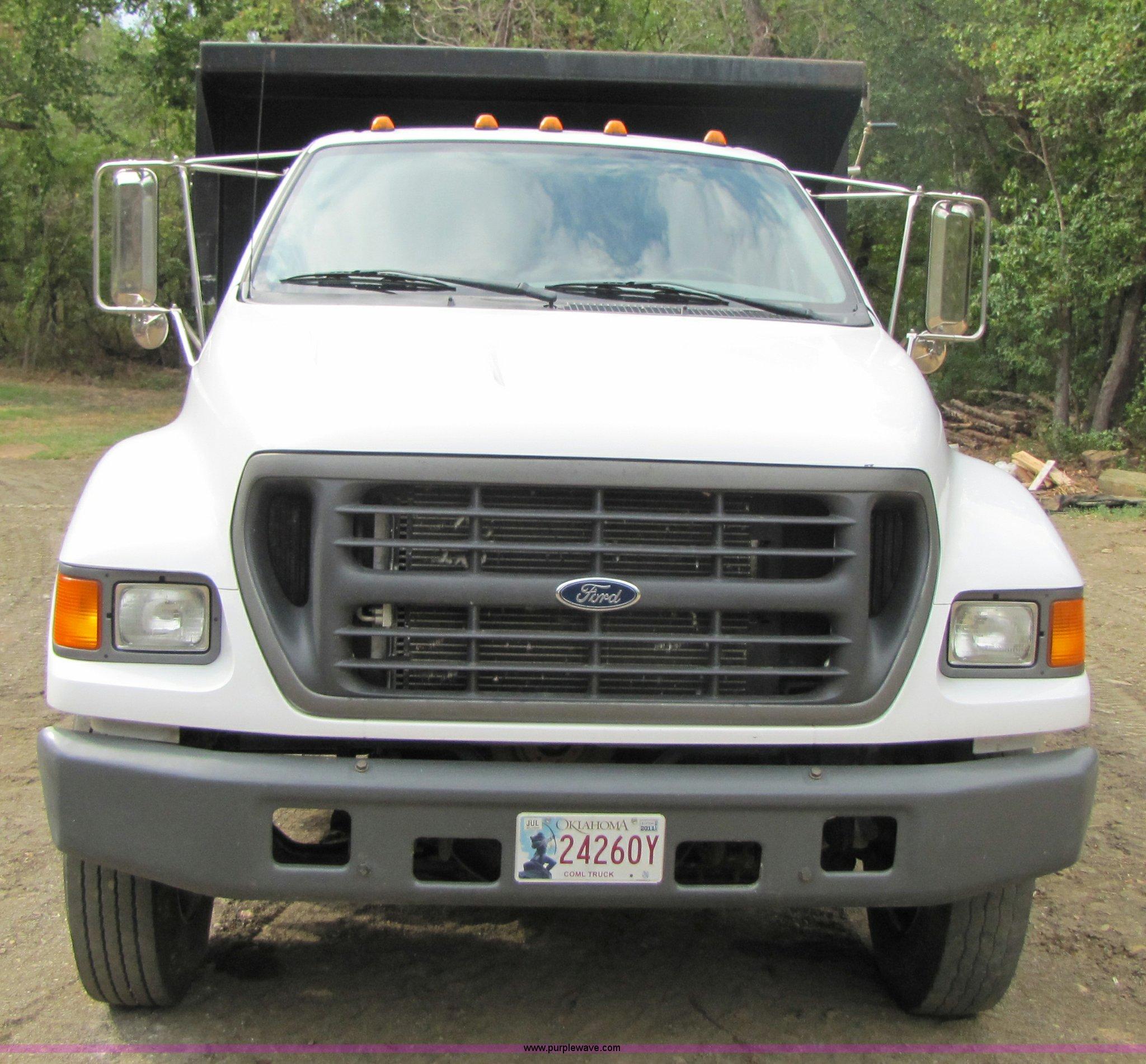 walk ford truck dump price watch around youtube