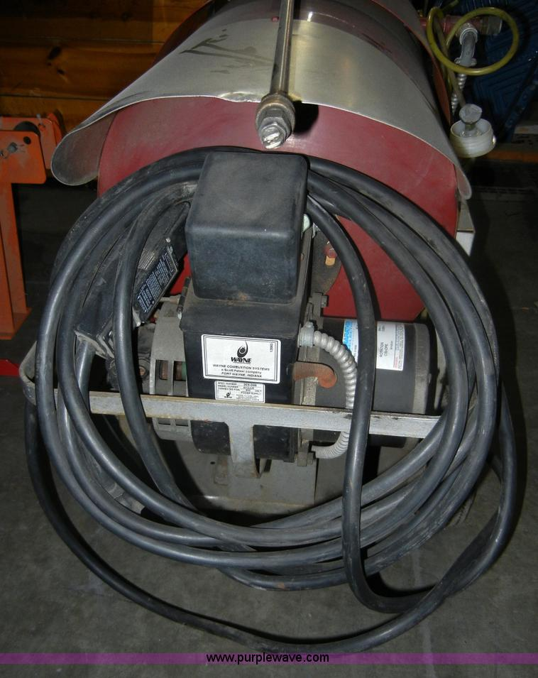 2001 Whitco pressure washer and steam cleaner | Item C9074 |