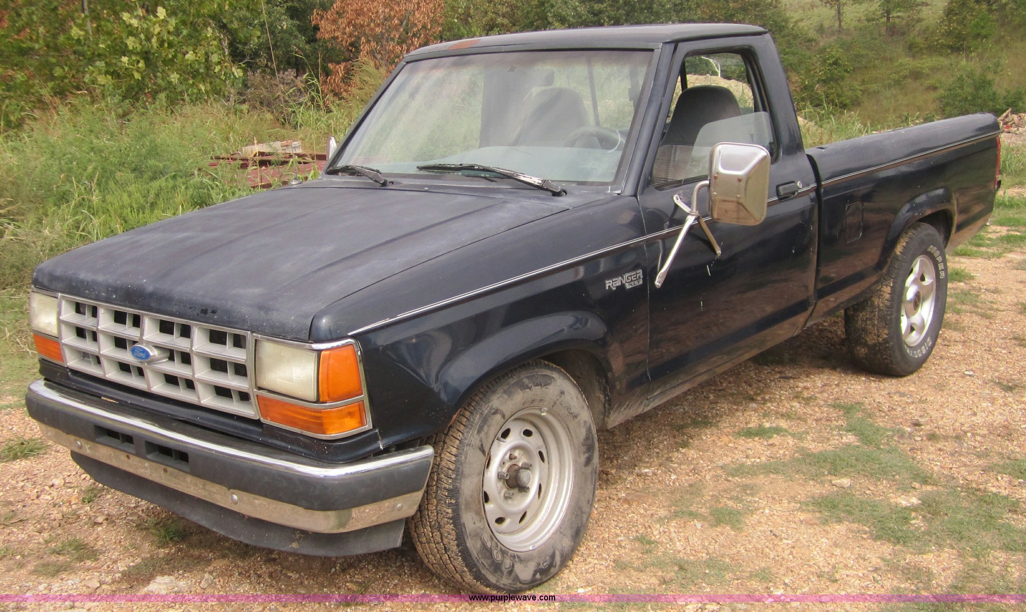 C5008 image for item c5008 1991 ford ranger