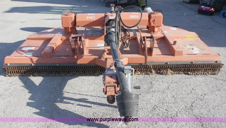 Rhino TW120 10' rotary mower | Item A2424 | SOLD! October 25