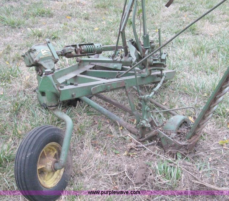 John Deere No  5 sickle bar mower | Item A6009 | SOLD! Novem