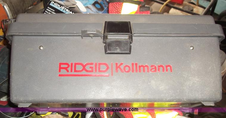 Ridgid Navitrack pipe locator | Item G9425 | SOLD! November