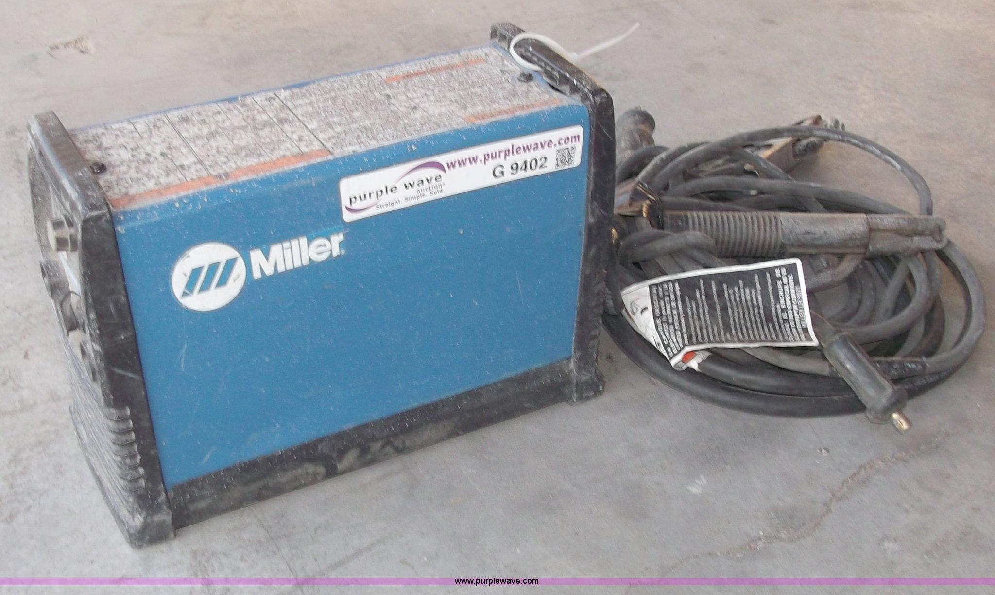 Miller Maxstar 150 Stl Tig Welder In Roca Ne Item G9402 Sold Purple Wave