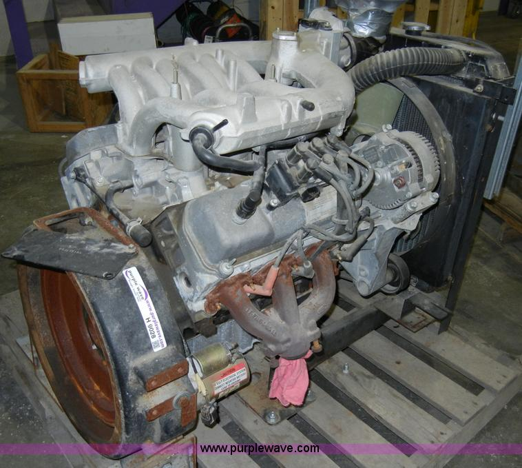 Ford 4.2L V6 engine | Item H9028 | 12-6-2011