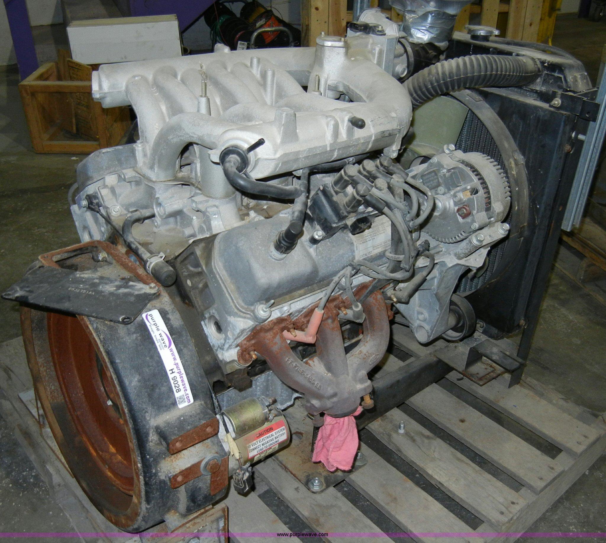 ford 4 2l v6 engine item h9028 sold! december 6 governme on Ford 1997 4.2