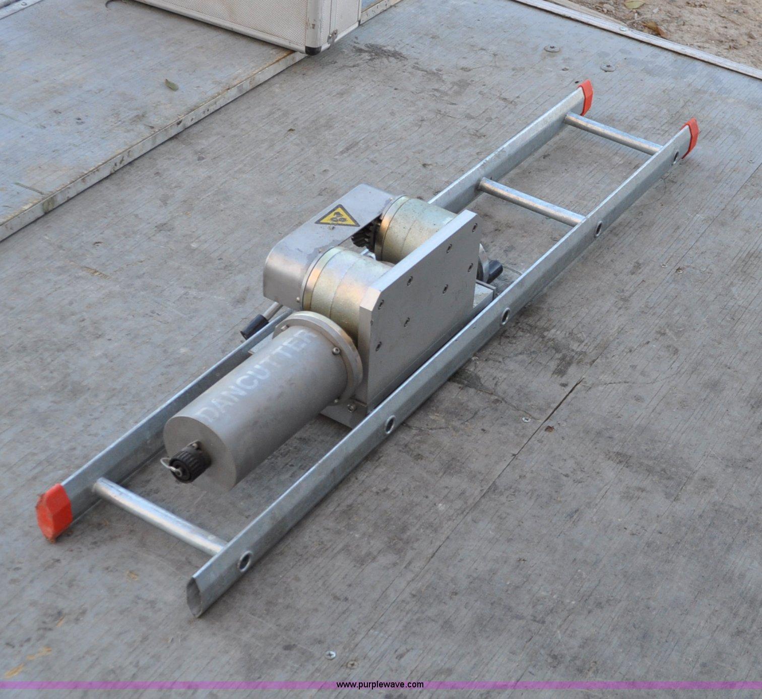 Dancutter A S Reinstatement Cutter Item A5740 12 19 2011
