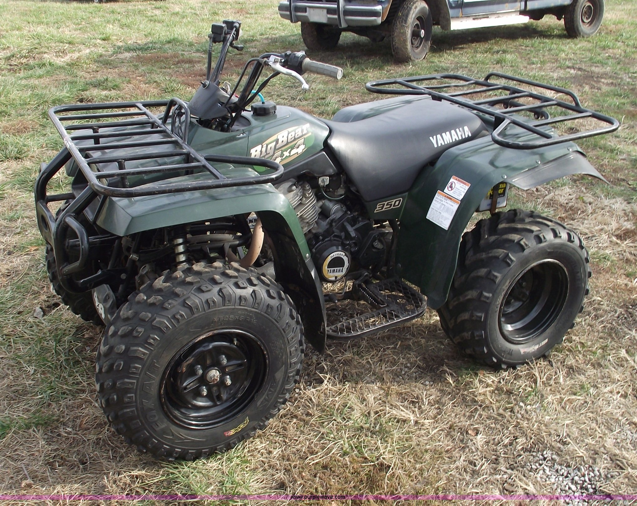 Suzuki Year Model Four Wheeler