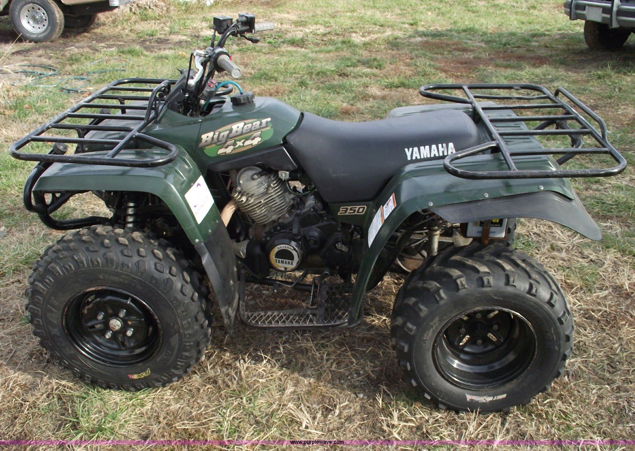 Yamaha Big Bear Cc