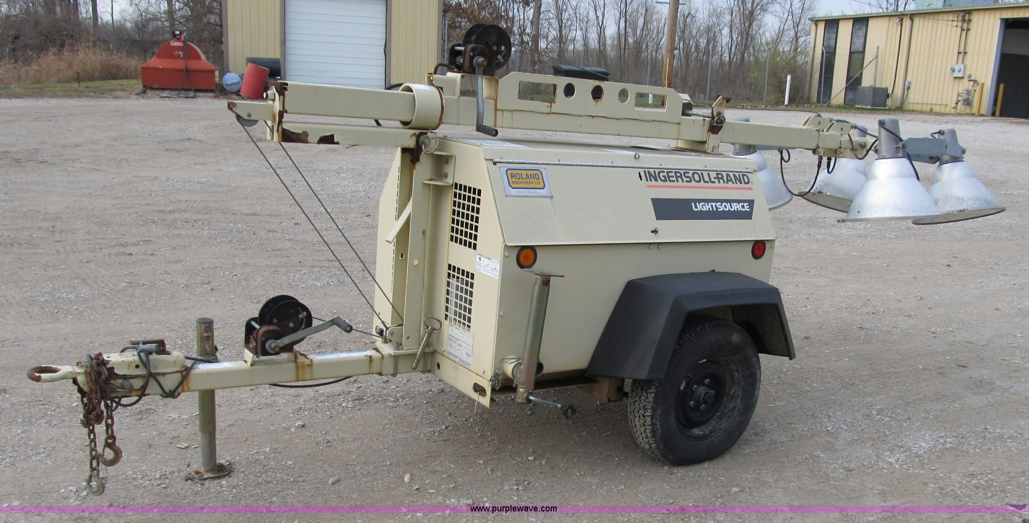 Ingersoll Rand Lightsource Light Towers Parts Centralroots Com