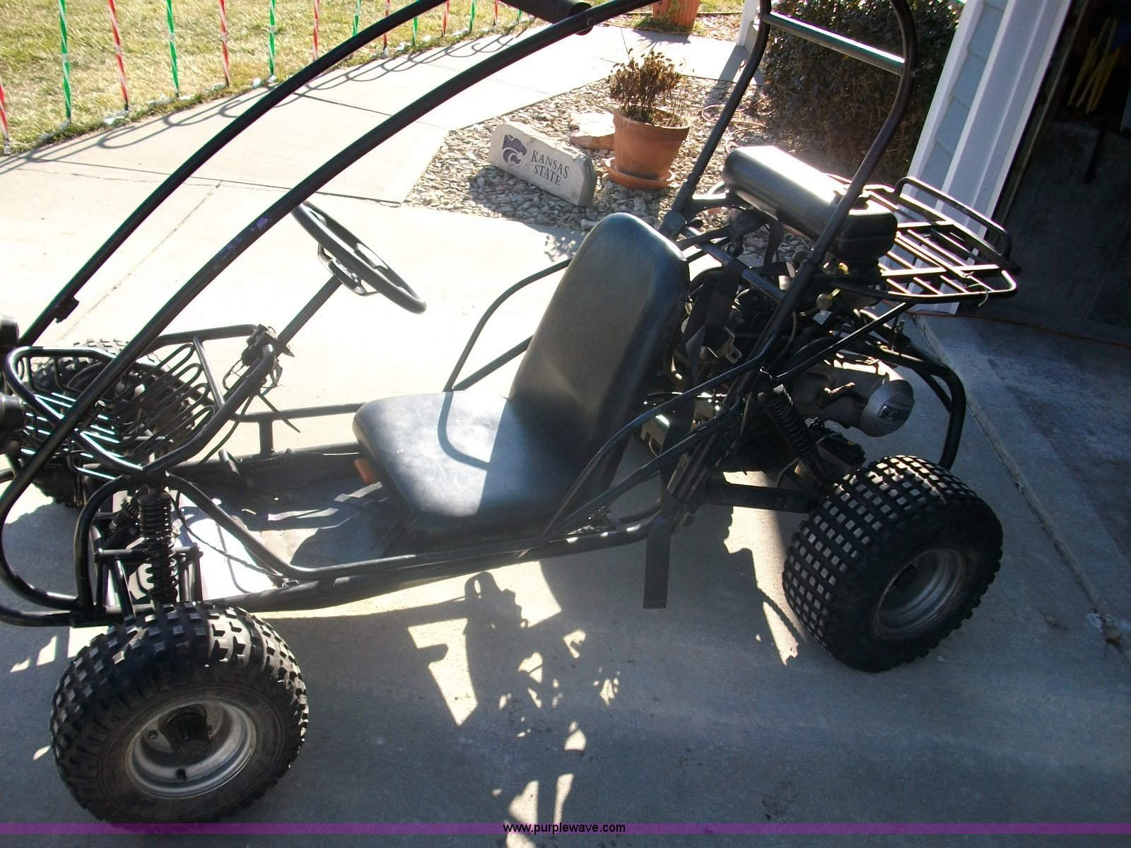 2001 Kasea Adventure Buggy Go