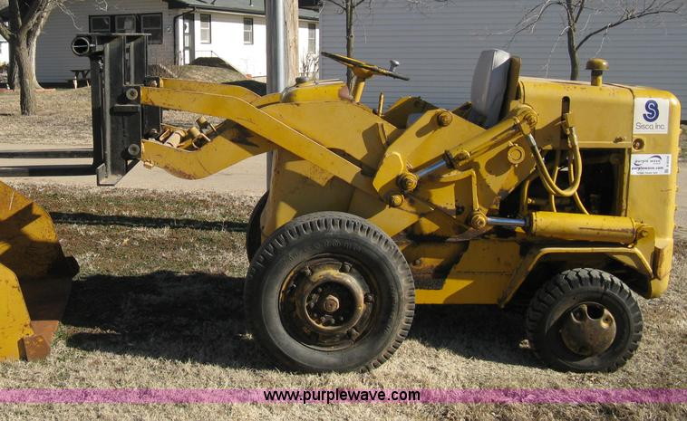 Hough-International HA payloader | Item A6028 | SOLD! Januar