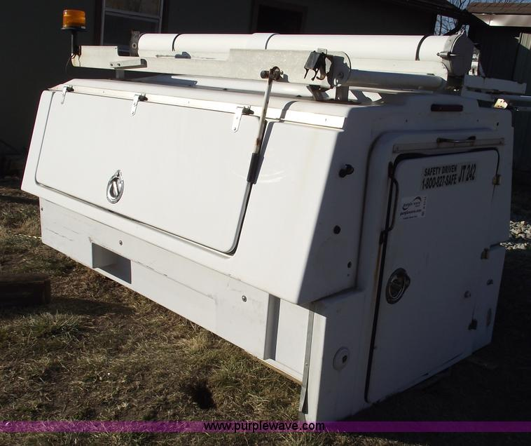 Fibre Body Utility Box For Truck Bed Item B6114 Sold
