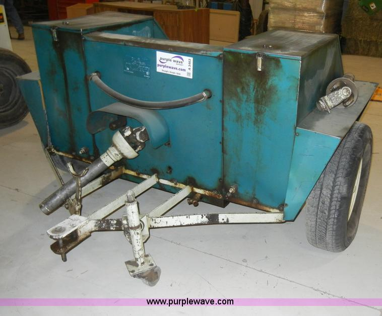 Tractor Pto Dynamometer : M w p hydra gauge dynamometer item a sold