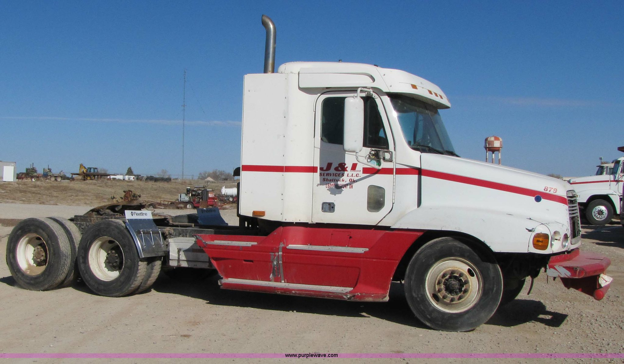 B2193 image for item B2193 1999 Freightliner Century Class ...