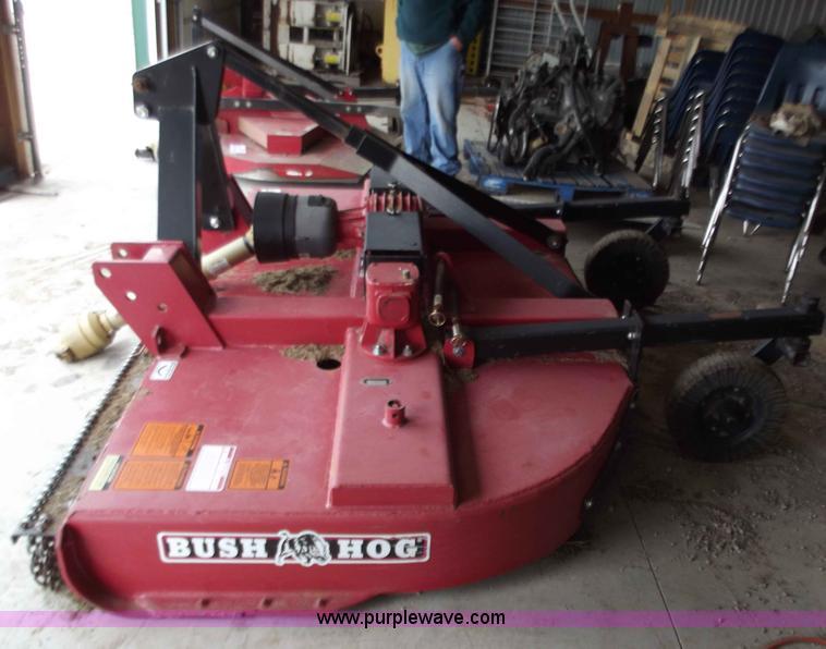 Bush Hog 3008 8 Rotary Cutter Item B6203 2 29 2012