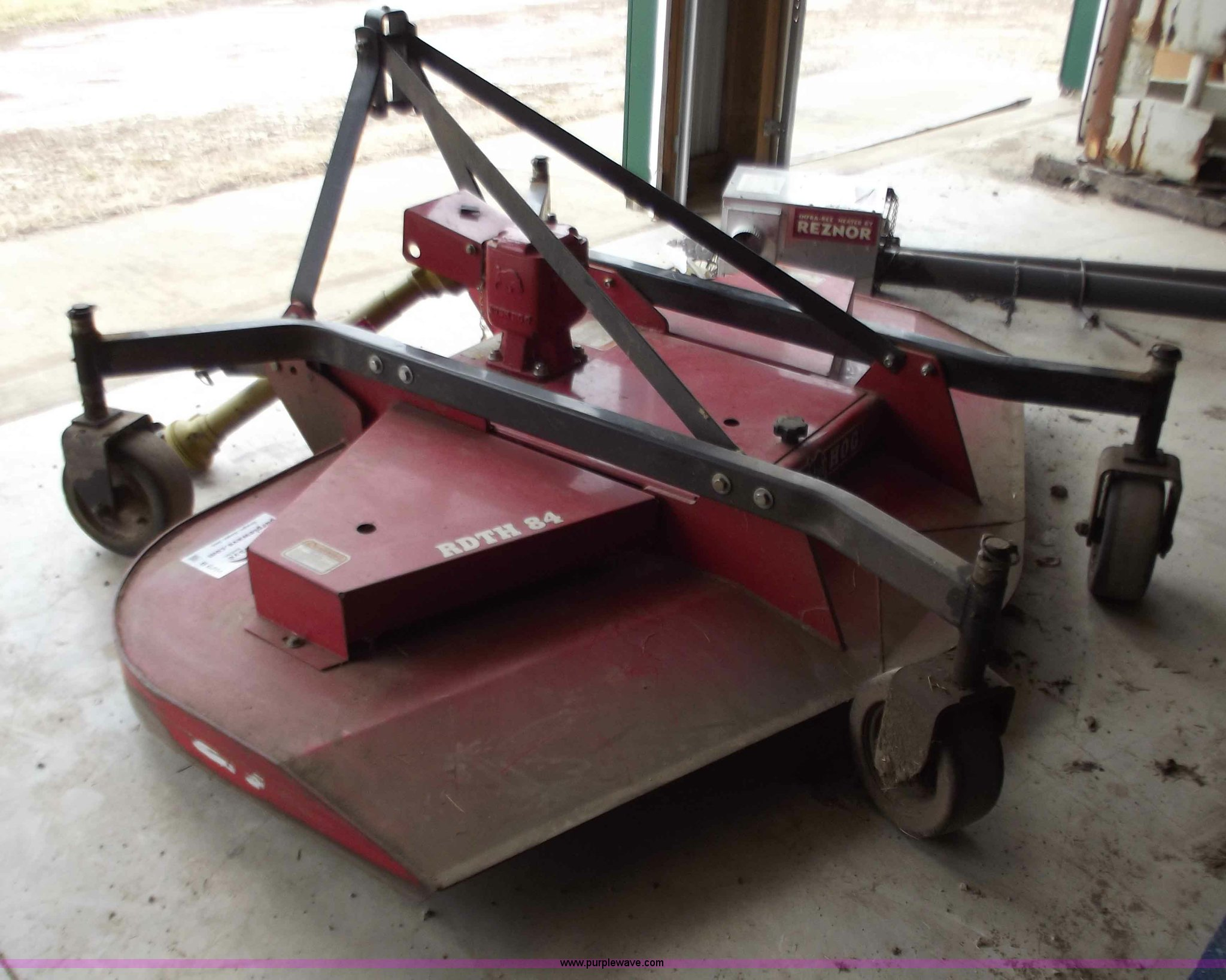 Used Bush Hog Mower For Sale
