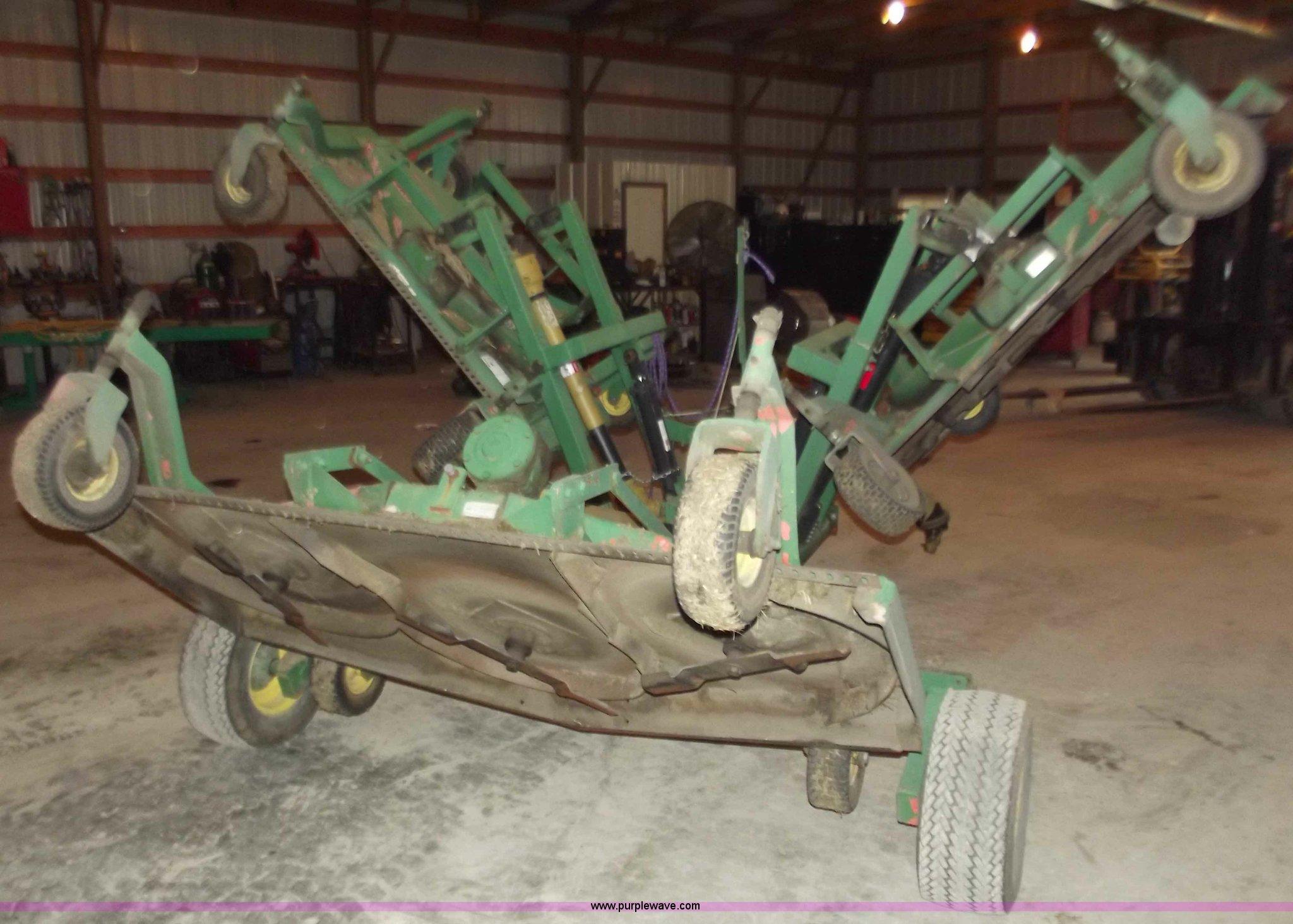Befco Cyclone Flex 15' commercial finish mower   Item B6209