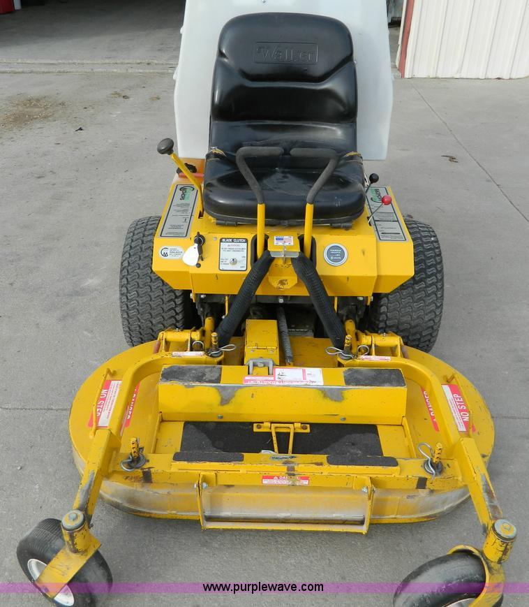 Walker Mcghs Lawn Mower Item D8723 Sold March 7