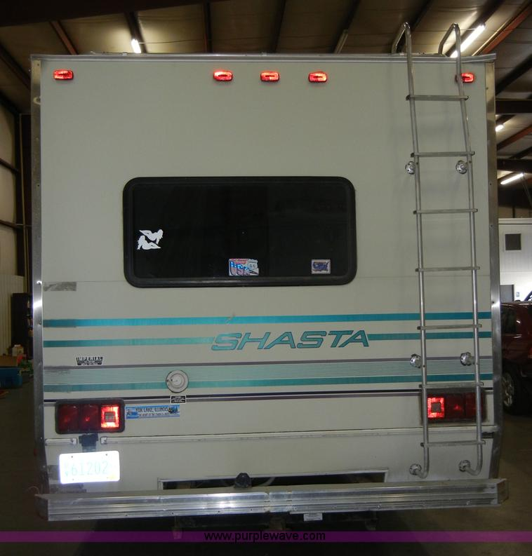 1994 Ford Shasta E350 RV   Item C4086   SOLD! March 20 KHP S